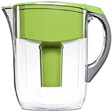 brita water filter pitcher. Brita Large 10 Cup Grand Water Pitcher With Filter - BPA Free Multiple Colors