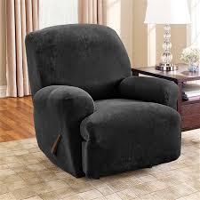 sure fit stretch pique recliner cover