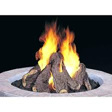 fake fire pit logs elegant inspirational pits outstanding throughout 1 artificial stylish fake fire pit