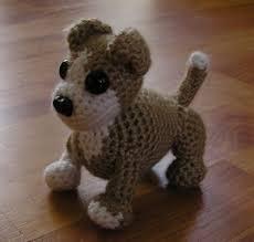 Free Crochet Dog Patterns Inspiration Free Crochet Patterns Toy Dogs Pakbit For