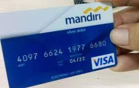Saldo Minimal Mandiri Silver Debit Yang Mengendap Kartu Bank