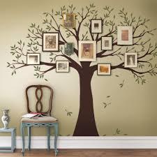 family tree wall art stickers