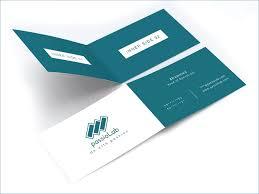 folding card template folding business cards template folded card template folded business