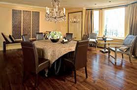 Formal Dining Room Table Decor Long Dining Room Tables Brown Laminated Santos Mahogany Dining