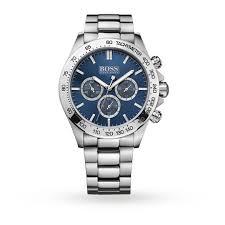 hugo boss mens watch designer watches watches goldsmiths hugo boss mens watch