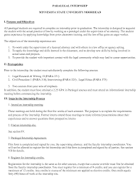 Paralegal objective for Paralegal resumes examples . Paralegal resume ...