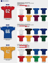 Sppss American Football Gridiron Uniforms