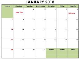 calendar january 2018 template january 2018 calendar canada printable calendar templates