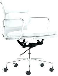 white leather office chair ikea. Ergonomic Desk Chair Ikea Cool White Modern Office 1 Leather