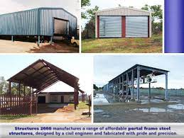 steel structures steel frame structure