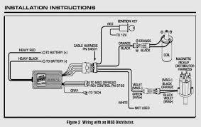 msd blaster coil wiring diagram wiring diagram