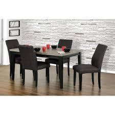primo international 5 piece dining set in grey 602