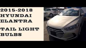 2013 Hyundai Elantra Bulb Chart How To Remove Tail Light Bulbs In Hyundai Elantra 2015 2018