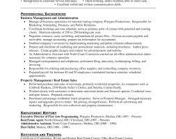 real estate resume real estate resume writing guide resume genius
