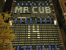 Blue Cross Blue Shield Building Lights Slice Of Life Cubs 14 Honored In Lights At Blue Cross Blue