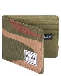 herschel supply co roy rfid wallet