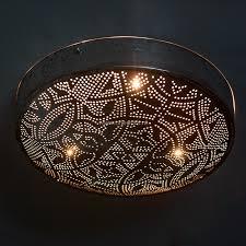 oriental ceiling lamp filigrain