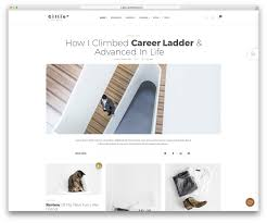 30 clean and simple wordpress themes for portfolio fashion and photography websites 2018