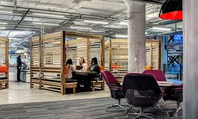 cool office spaces. Lowe Campbell Ewalds Office Space Cool Spaces G
