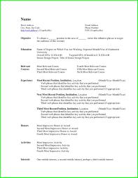 Online Resume Templates Microsoft Word Resume Peppapp
