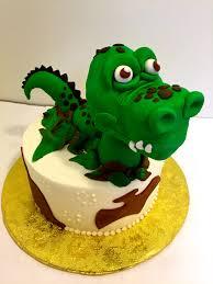 Dinosaur Birthday Cake Darlingcakecom Ithaca Wedding Cakes