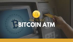 how to use bitcoin atm with credit card