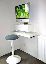 homcom floating wall mount office computer desk. Floating Computer Desk Homcom Wall Mount Office O