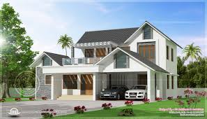 Modern 5 Bedroom House Designs