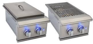 gsl professional double side burner