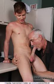 Young gay and old blowjob