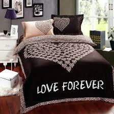 queen bed in a bag clearance awesome reversible queen size bed comforter sets with love design