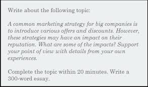 essay marketing strategies for big companies discuss its impact  essay marketing strategies for big companies discuss its impact