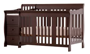photo 9 of 11 4 in 1 baby crib with changing table 9 stork craft portofino 4 in 1