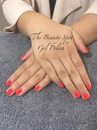gel polish on natural nails 20