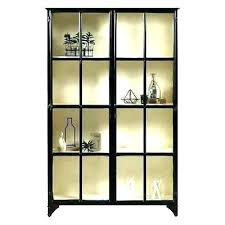 stunning glass door cabinet black glass ikea home indoor glass door cabinet black brown