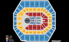 Bankers Life Fieldhouse Seating Chart With Seat Numbers
