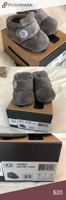 Bixbee Infant Uggs Bixbee Uggs Infants Gray Size 2 3 The
