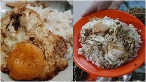 Berikut resep nasi telor kecap ala scrollit… bahan. Resep Mudah Bikin Telur Ceplok Ala Ayong 999 Khas Pontianak Kuncinya Ada Di Minyak Bawang