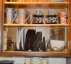 Plate Storage Rack Kitchen Kitchen Cabinet Plate Storage Cliff Kitchen