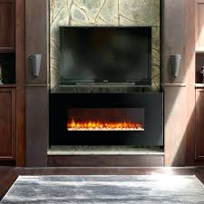 electric wall hanging fireplace electric wall mounted fireplace heater