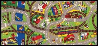 childrens play rug train play mat train play rug ride the train childrens play rugs home