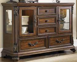 buffet with glass doors. Lovely Sideboard With Glass Door Doors Beautiful On Liberty Furniture Messina Buffet
