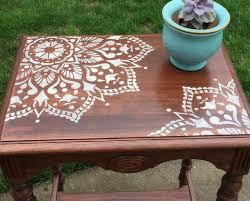 patterns furniture. Five Ways To Decorate With Mandala Stencils Patterns Furniture