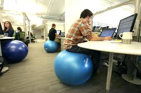 ility ball office chair workouts desk inside posture designs 18