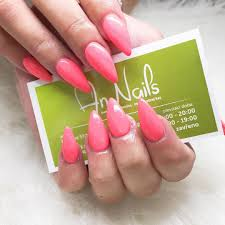 An Nails At Annails2019 Baby Pink Akce Do Instagram