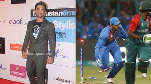 m s dhoni one of the best sports minds ever sushant singh rajput  ms dhoni ms dhoni the untold story mahendra singh dhoni sushant singh rajput