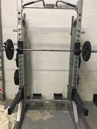 hammer strength power rack squat rack mercial gym equipment