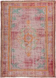 vintage overdyed rug beautiful design ideas over dyed rug simple decoration over