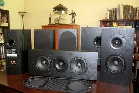 pioneer 5 1 speakers. the pioneer speaker system won\u0027t win any awards for aesthetic design, but at 5 1 speakers