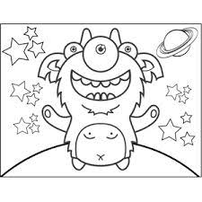 17 Top 2nd Grade Library Lessons Images Monsters Coloring Pages